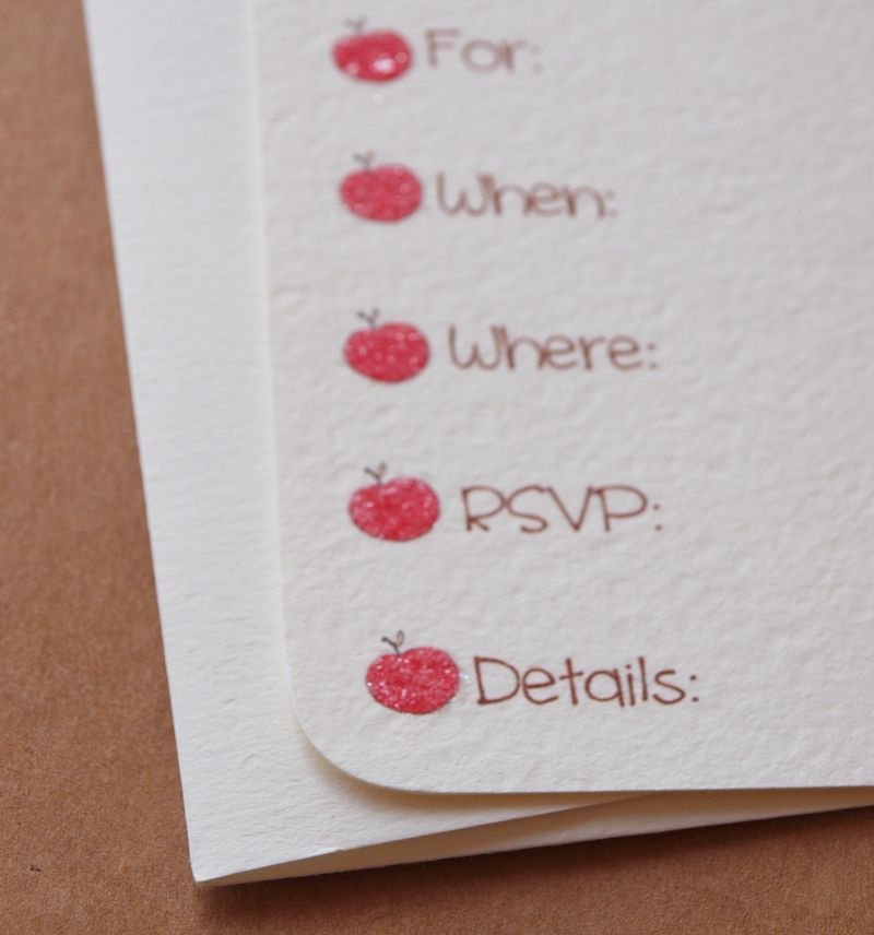 free, apple, printable party